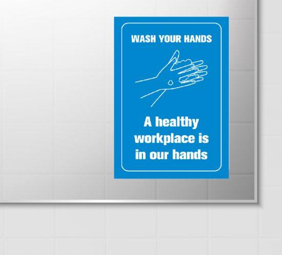Bathroom-Mirror-Signage