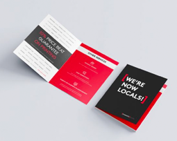 Brochures / Booklets